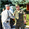 General Petty's visit to TRADOC