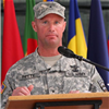 US Army Brigadier General Christopher J. Petty assumes command of NATO HQ Sarajevo