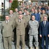 NATO HQ Sarajevo hosts the Seminar on Material Management - Information technology support to operational Logistics Reporting and Planning in the AF BIH