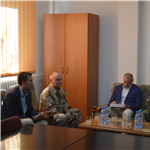NHQSa DCOM visits two Prospective Defence Locations in BiH