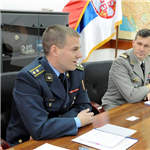 Military Partnership Branch delegation takes part in Expert Staff Meeting in Belgrade/ Serbia