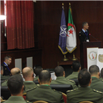 JFC Naples holds NATO Counterinsurgency Seminar in Algeria