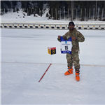 U.S. Soldier represents JFC Naples at NCO Winter Camp in Slovenia