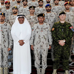 Logistics experts from JFC Naples conduct MTT in the UAE
