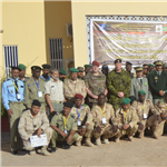 MTT from JFC Naples conducts C-IED training in Mauritania