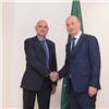 JFC Naples Chief of Staff visits African Union