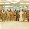 Team from JFC Naples conducts training in Kuwait