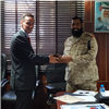JFC Naples meet with Kuwaiti Armed Forces