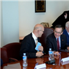 Briefing with ambassadors of NATO members states on NATO integration process
