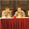 Keeping the Jordanian exercise planning team up to date