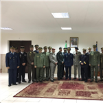 J9 and Military Partnerships Branch Meet in Algiers