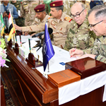 SACEUR General Scaparrotti visits Iraq