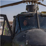 NATO Helicopter Crews Strengthen Relations with Iraqi Air Force