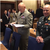 Military Partnership Branch, 34 Nations, Collaborate at Dead Sea Conference