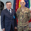Hungarian General Staff Course Visits JFC Naples