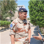 Training in international humanitarian law at the Baghdad Military Medical School